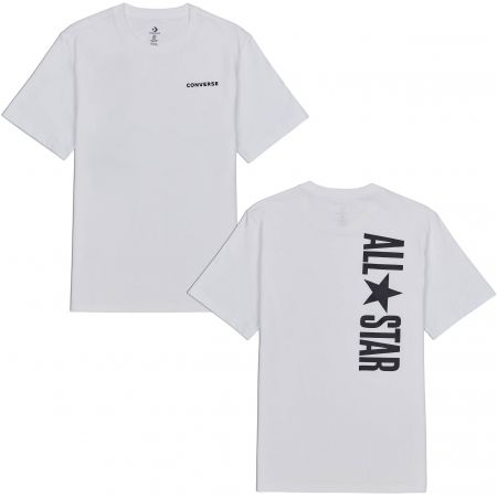 Converse ALL STAR SHORT SLEEVE TEE - Мъжка тениска