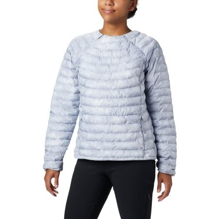 Women's outdoor jacket - Columbia POWDER PASS PULLOVER - 1