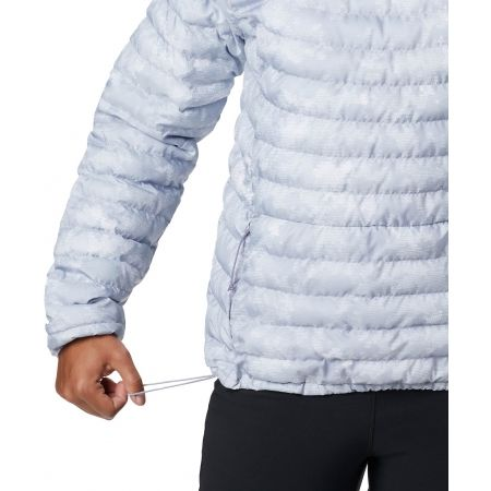 Women's outdoor jacket - Columbia POWDER PASS PULLOVER - 6