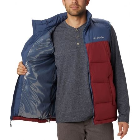 Men's vest - Columbia PIKE LAKE VEST - 3