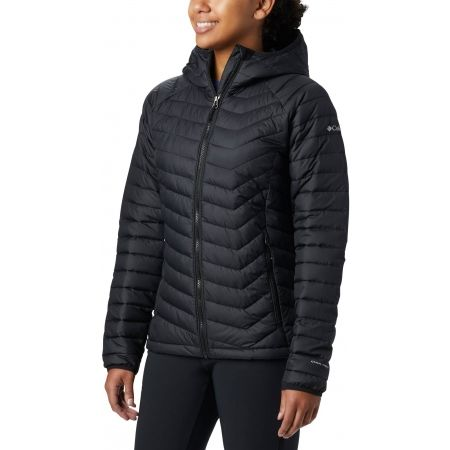 Columbia POWDER LITE HOODED JACKET - Damen Jacke