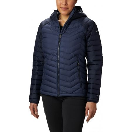 Columbia POWDER LITE HOODED JACKET - Dámska bunda
