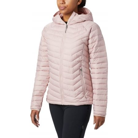 Columbia POWDER LITE HOODED JACKET - Dámská bunda
