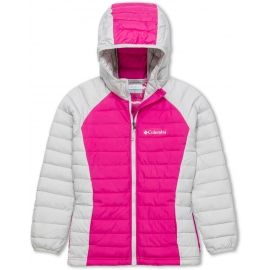 Columbia POWDER LITE GIRLS HOODED JACKET