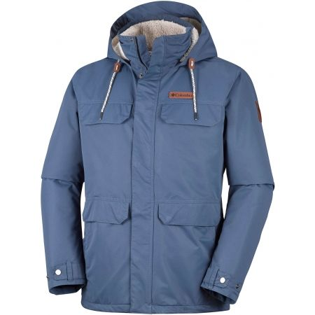 Pánska outdoorová bunda - Columbia SOUTH CANYON LINED JACKET South Canyon™ Lined Jacket - 1