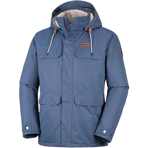 Columbia SOUTH CANYON LINED JACKET South Canyon™ Lined Jacket - Pánska outdoorová bunda