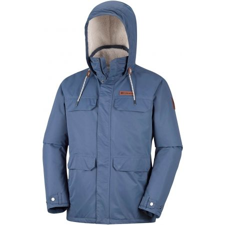Pánska outdoorová bunda - Columbia SOUTH CANYON LINED JACKET South Canyon™ Lined Jacket - 2