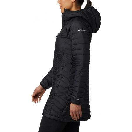 Дамско  зимно яке - Columbia POWDER LITE MID JACKET - 3
