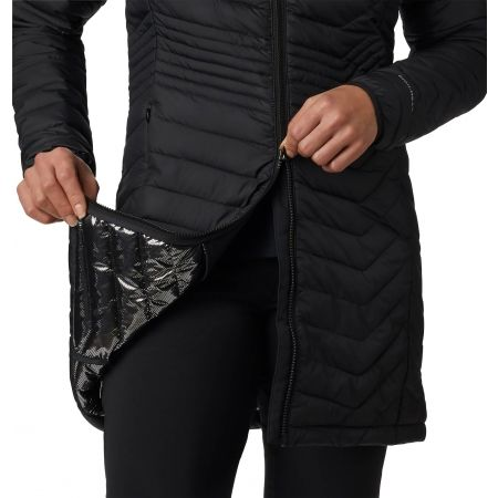 Дамско  зимно яке - Columbia POWDER LITE MID JACKET - 5