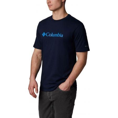 Men's T-shirt - Columbia CSC BASIC LOGO SHORT SLEEVE - 3