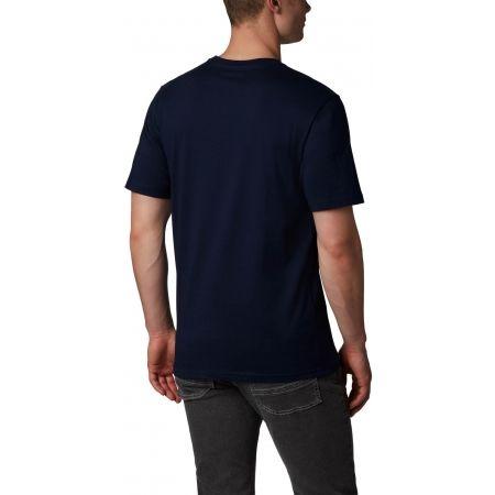 Men's T-shirt - Columbia CSC BASIC LOGO SHORT SLEEVE - 2