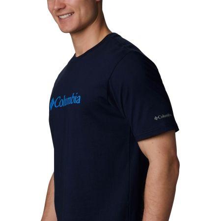 Men's T-shirt - Columbia CSC BASIC LOGO SHORT SLEEVE - 4