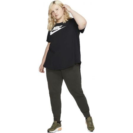 Dámské tričko - Nike NSW TEE ESSNTL FUTURA PLUS - 5