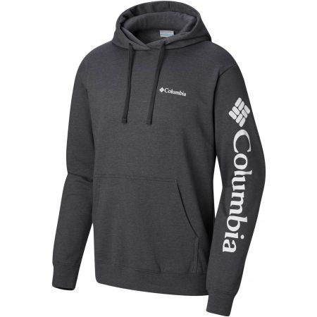 Men's hoodie - Columbia VIEWMONT II SLEEVE GRAPHIC HOODIE - 1