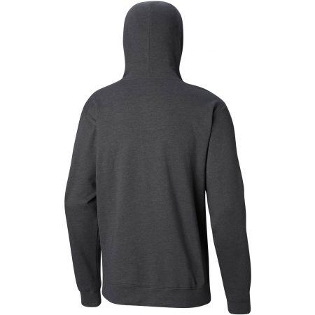 Men's hoodie - Columbia VIEWMONT II SLEEVE GRAPHIC HOODIE - 2