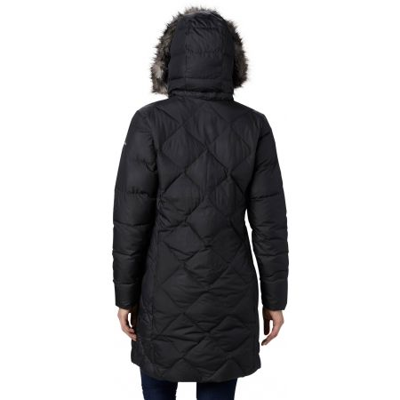 Geacă de iarnă damă - Columbia ICY HEIGHTS II MID LENGHT DOWN JACKET - 3