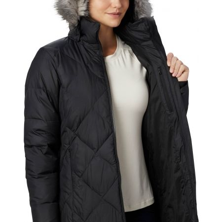 Geacă de iarnă damă - Columbia ICY HEIGHTS II MID LENGHT DOWN JACKET - 4