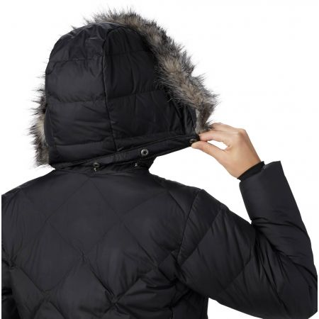 Geacă de iarnă damă - Columbia ICY HEIGHTS II MID LENGHT DOWN JACKET - 5