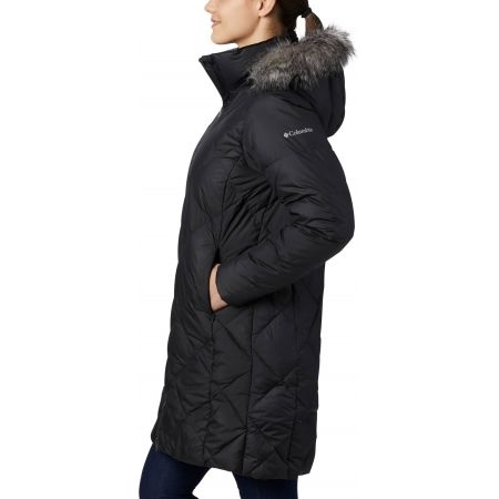 Geacă de iarnă damă - Columbia ICY HEIGHTS II MID LENGHT DOWN JACKET - 2