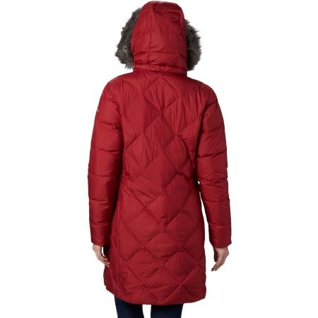 Dámska zimná bunda - Columbia ICY HEIGHTS II MID LENGHT DOWN JACKET - 2
