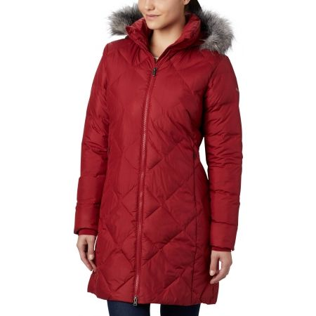 Dámska zimná bunda - Columbia ICY HEIGHTS II MID LENGHT DOWN JACKET - 1