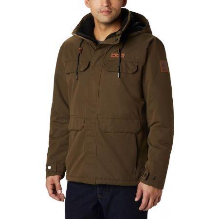 Columbia SOUTH CANYON LINED JACKET - Мъжко туристическо яке