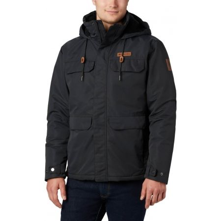 Pánska bunda - Columbia SOUTH CANYON LINED JACKET - 1