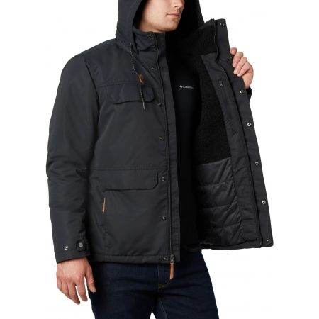 Pánska bunda - Columbia SOUTH CANYON LINED JACKET - 3