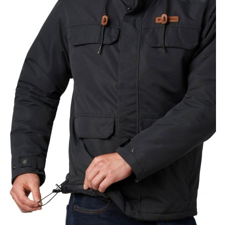 Pánska bunda - Columbia SOUTH CANYON LINED JACKET - 4