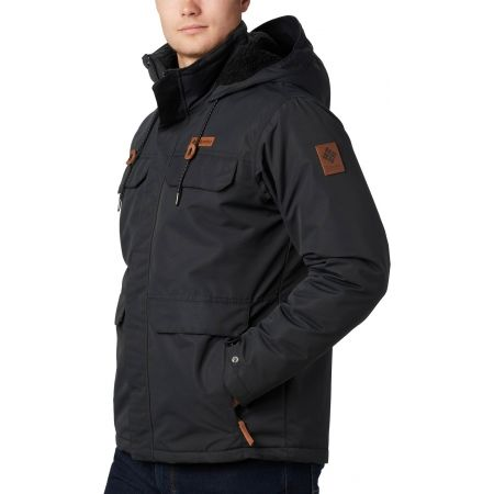 Pánska bunda - Columbia SOUTH CANYON LINED JACKET - 2