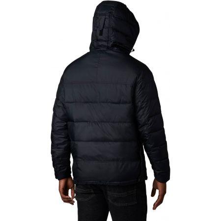 Pánská zimní bunda - Columbia LODGE PULLOVER JACKET - 2