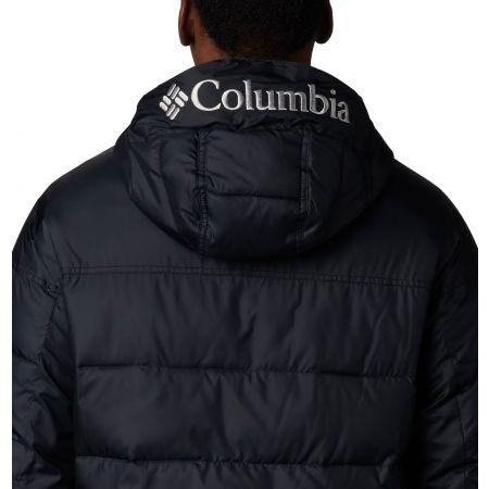 Pánská zimní bunda - Columbia LODGE PULLOVER JACKET - 6
