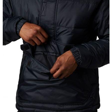 Pánská zimní bunda - Columbia LODGE PULLOVER JACKET - 3