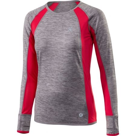 Klimatex DR DORINA - Women's long sleeve running T-shirt