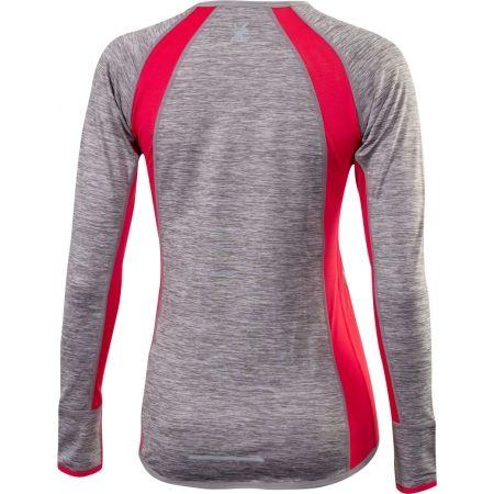 Dámske bežecké tričko s dlhým rukávom - Klimatex DR DORINA - 2