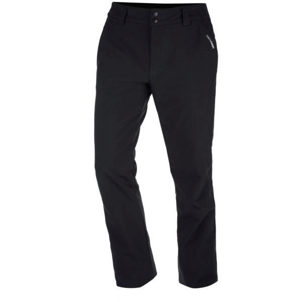 Northfinder VIOLATA černá XS - Dámské softshelllové kalhoty