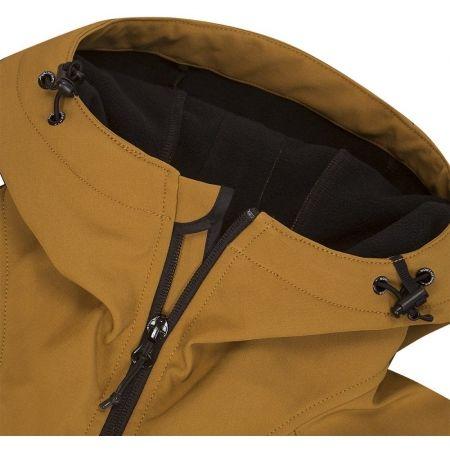 Pánská softshellová bunda - Northfinder ALEXEI - 3