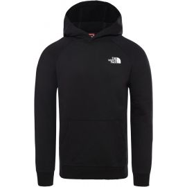 The North Face RAGLAN RED BOX HD - Pánska mikina