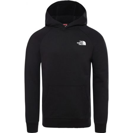 Pánská mikina - The North Face RAGLAN RED BOX HD - 1