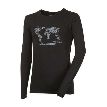 Progress VANDAL WORLD BAMBUS - Men's T-Shirt