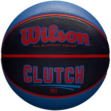 Minge de baschet - Wilson CLUTCH 285 BSKT ORGROY - 1