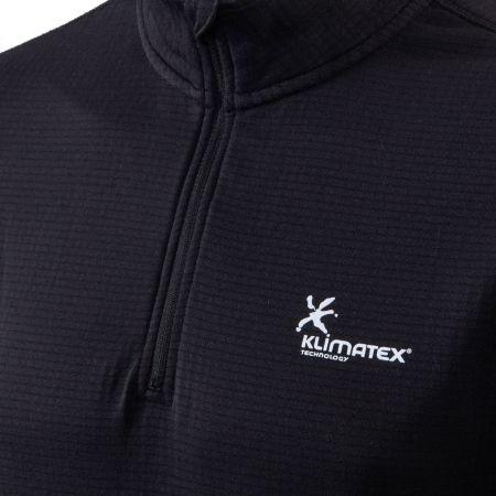 Pánsky outdoorový pulóver - Klimatex GARCIA - 3