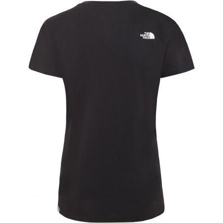Dámske tričko - The North Face S/S EASY TEE - 2