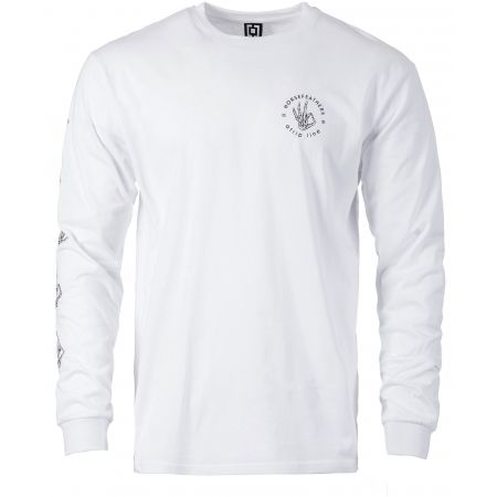 Men's long sleeve T-shirt - Horsefeathers ERISS ATRIP T-SHIRT - 1