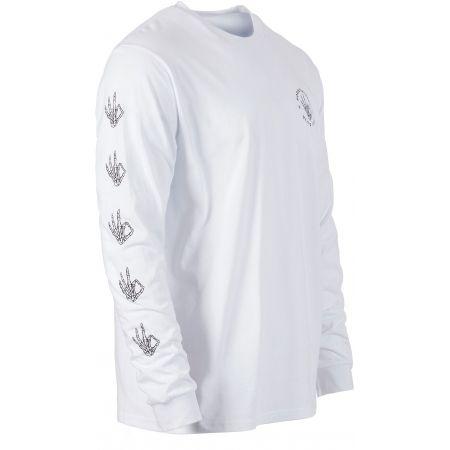 Мъжка блуза с дълъг ръкав - Horsefeathers ERISS ATRIP T-SHIRT - 2