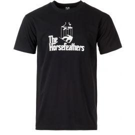 Horsefeathers OMERTA T-SHIRT - Tricou bărbați