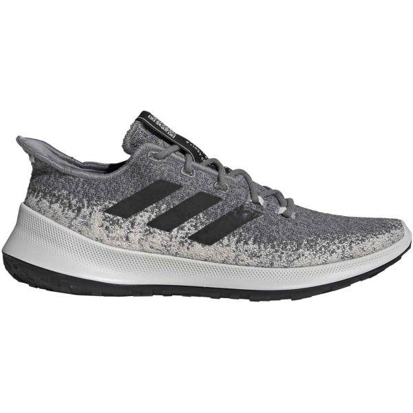 adidas SENSEBOUNCE+ bílá 8.5 - Pánská běžecká obuv