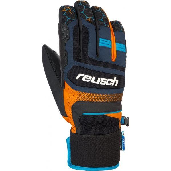 Reusch STUART R-TEX XT černá 9 - Lyžařské rukavice