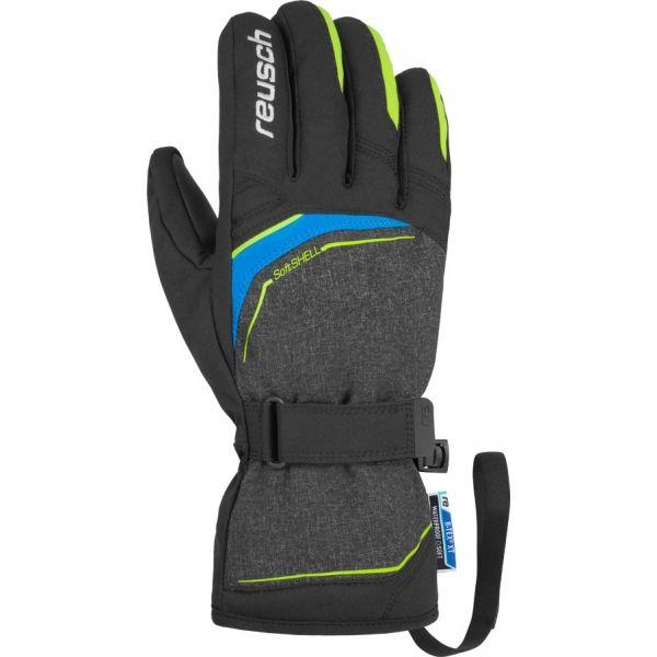 Reusch PRIMUS R-TEX XT černá 9 - Lyžařské rukavice