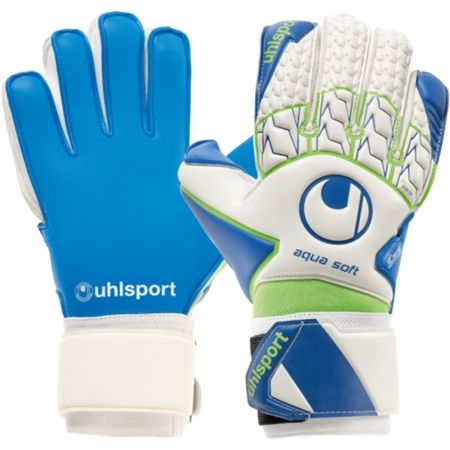 Uhlsport AGUASOFT - Men's goalkeeper gloves